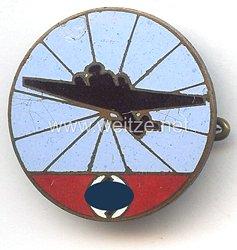Reichsluftschutz -Abzeichen für den Flugmeldedienst2. Form