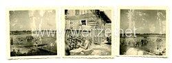Wehrmacht Fotos, Nackte Soldaten beim Baden