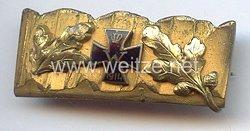Preussen - Eisernes Kreuz 1914 - patriotische Brosche