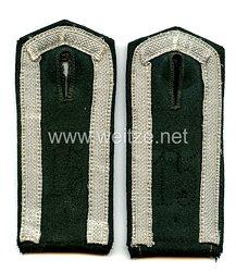 Wehrmacht Heer Paar Schulterklappen für einen Unteroffizier