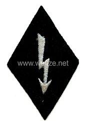 Waffen-SS Ärmelraute für Mannschaften der Nachrichtentruppe