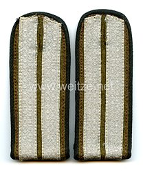 Org. Todt Paar Schulterstücke für einen Oberbauführer