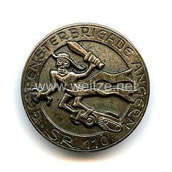 """Wehrmacht Mützenabzeichen der 11. Panzer - Division """"Angern"""""""