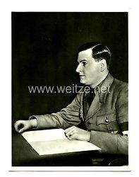 III. Reich Foto, Reichsjugendführer Baldur von Schirach