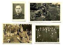Waffen-SS Fotos, Angehöriger der SS-Division Totenkopf