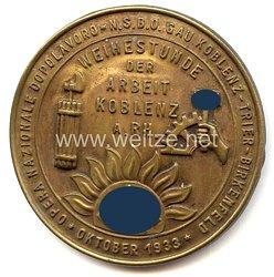 III. Reich / Italien - Opera Nazionale Dopolavoro - NSBO Gau Koblenz-Trier-Birkenfeld