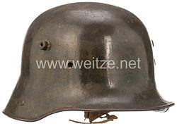 1. Weltkrieg Stahlhelm M16