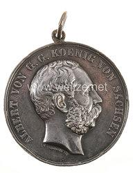 Sachsen Königreich Medaille