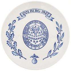 Ehrenschale aus Meißner Porzellan des