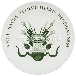 Meissen-Regimentsteller Königreich Sachsen