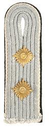 Waffen-SS Einzel Schulterstück für einen SS-Hauptsturmführer Infanterie