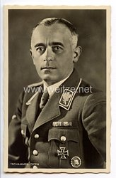 III. Reich - Portraitpostkarte von  Reichssportführer Hans von Tschammer und Osten