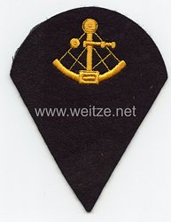 Kriegsmarine Ärmelabzeichen Mannschaften Vermessungslaufbahn