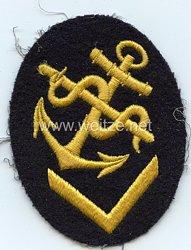 Kriegsmarine Ärmelabzeichen Sanitätsobermaat
