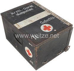 Wehrmacht HeerGebirgsjäger Sanitäts Kasten für den Muli