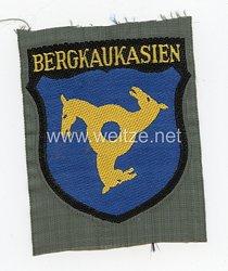 Wehrmacht Heer Ärmelschild für Freiwillige Bergkaukasien