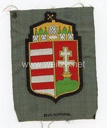Wehrmacht Heer Ärmelschild für ungarische Freiwillige