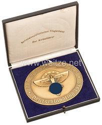 """NSFK Goldene Plakette """"Nationalsozialistisches Fliegerkorps - Deutschlandflug 1938"""""""