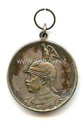 Preußen tragbare Centenarmedaille zur Jahrhundertfeier des 2. Hannoverschen Infanterie-Regiments Nr. 77, 1813-1913