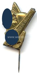 III. Reich - Erinnerungsabzeichen an das Treffen von Adolf Hitler und Benito Mussolini - Roma-Berlino