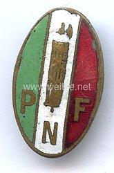 Italien - Partito Nazionale Fascista ( PNF )