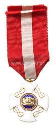 Orden der Krone von Italien Offizierskreuz