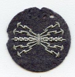 Luftwaffe Ärmelabzeichen geprüfter Funker