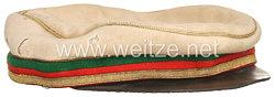 Deutsches Reich 1871-1918 Schirmmütze für eine Burschenschaft