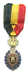 Belgien Medaille Decoration pour les Ouvriers et Artisans Type IV 1905