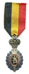 Belgien Medaille Decoration pour les Ouvriers et Artisans Type III 1863