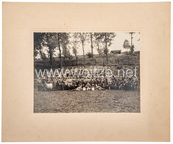 Weimarer Republik Gruppenfoto, Angehörige der Feuerwehr