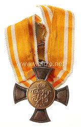 Preussen Kreuz des Allgemeinen Ehrenzeichens 2. Klasse 1900-1918