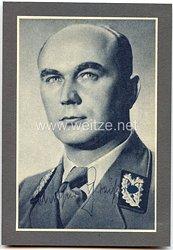 III. Reich - Originalunterschrift von Arthur Greiser, Gauleiter von Wartheland