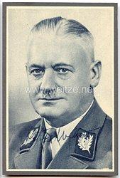 III. Reich - Originalunterschrift von Otto Telschow, Gauleiter von Ost-Hannover