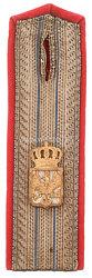 Preußen Einzel Feldachselstück Modell 1866 für einen Oberapotheker
