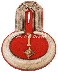 Preußen Einzel Epaulette für einen Oberleutnant im Bekleidungsamt des I. Armee-Korps