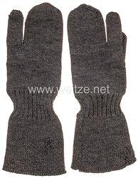 Paar Wehrmacht Handschuhe für den Winter