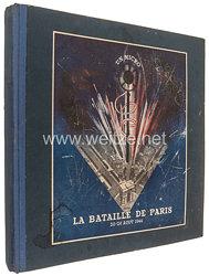 Frankreich 2.Weltkrieg Schallplatten - Sammlung