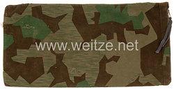 Luftwaffe einzelner Handgranatenbeutel für Fallschirmjäger in Splittertarn