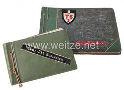 Reichsarbeitsdienst (RAD)Fotoalben, Angehöriger der Lehr. Abteilung Rumänien 1942