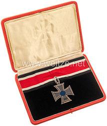 Ritterkreuz des Eisernen Kreuz 1939 im großen roten Präsentationsetui