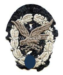 Luftwaffe Fliegerschützenabzeichen mit Blitzbündel