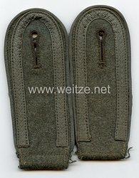 Wehrmacht Heer Schulterklappen für einen Unteroffizier Transport