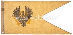 Preußen Lanzenflagge für Unteroffiziere im Husaren-Regiment 12