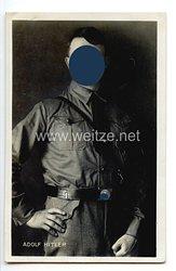 """III. Reich - frühe Propaganda-Postkarte - """" Reichskanzler Adolf Hitler """" von 1932"""