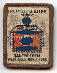 NSDAP - Gautreffen Westfalen-Nord 1936