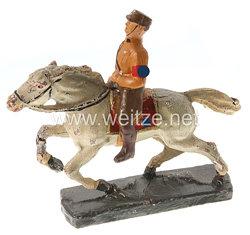 Sturmabteilung ( SA ) SA-Mann im Reitersturm auf Pferd im Galopp