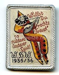 III. Reich - WHW 1935/36