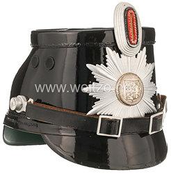 Bundesrepublik Deutschland ( BRD ) Polizeitschako für Mannschaften Schleswig-Holstein