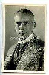 III. Reich - Portraitpostkarte von Reichsminister Dr. Frick